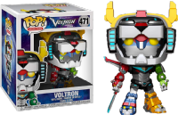 "Pop! Animation 471 Voltron - 6"" Super-Sized Pop!"